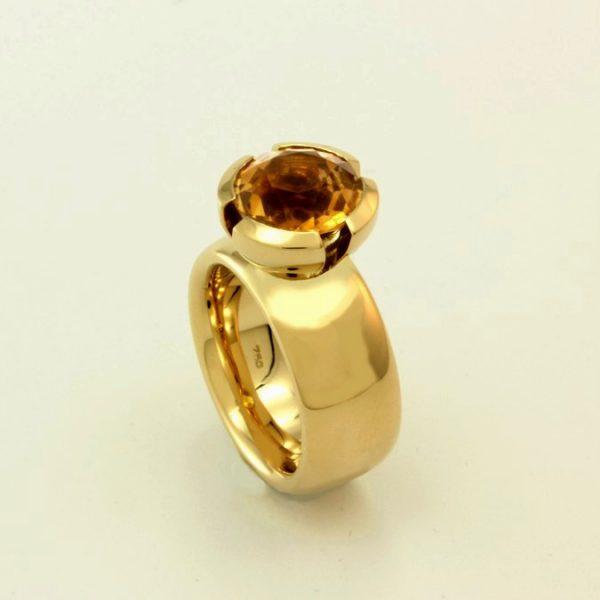Gold Ring - 00601/9