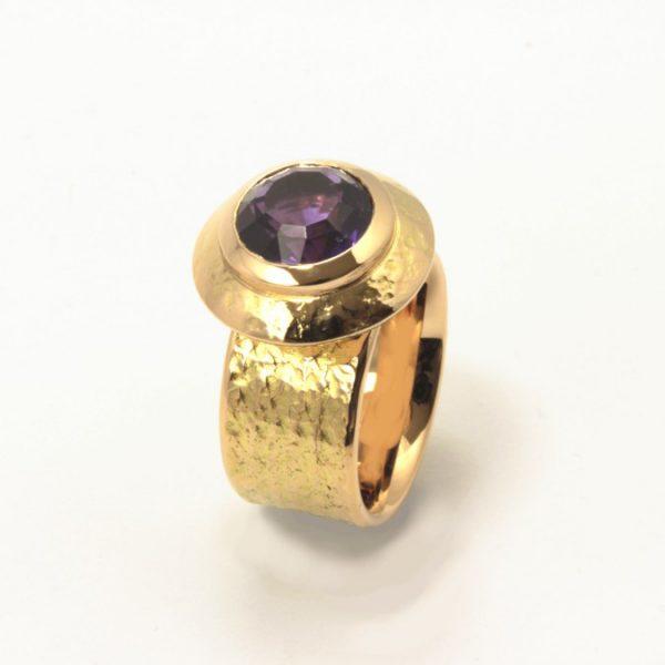 Gold Ring - 00619/16,5
