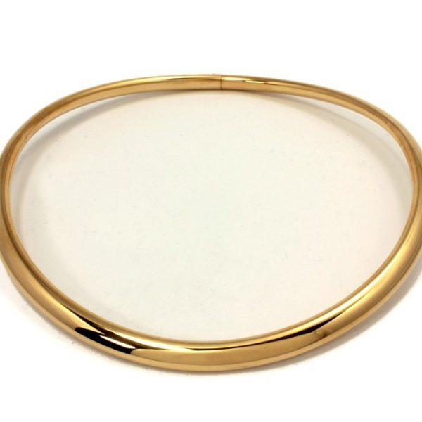 Gold Halsreif - 4040/7,7
