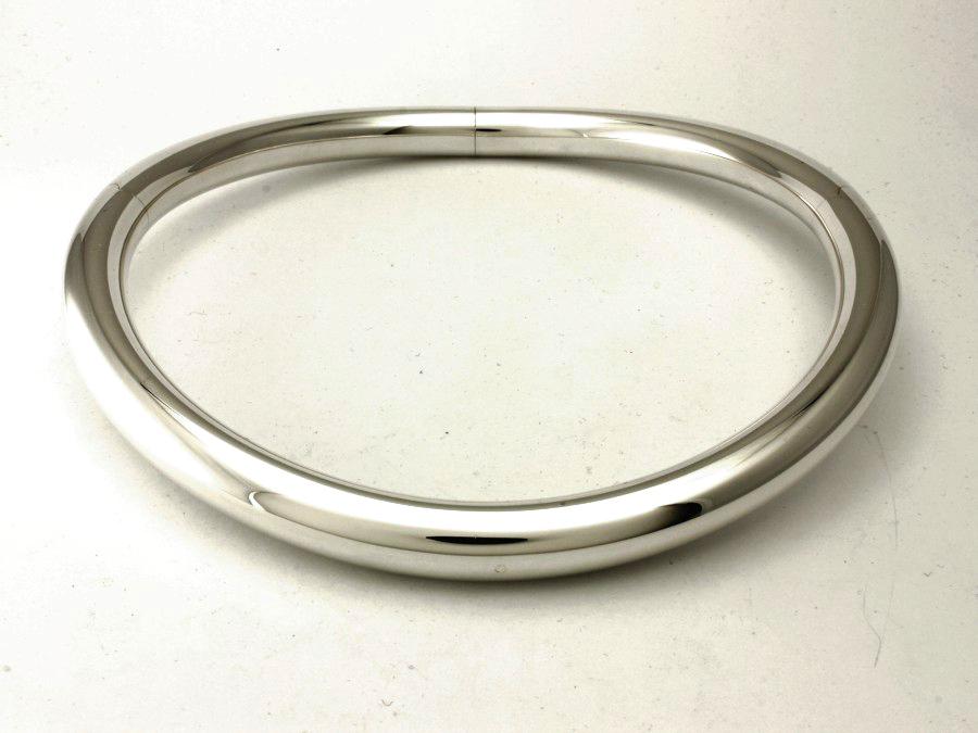 Halsreif  Silber Halsreif aus der Silber Kollektion | 504010/12 | Henrich ...