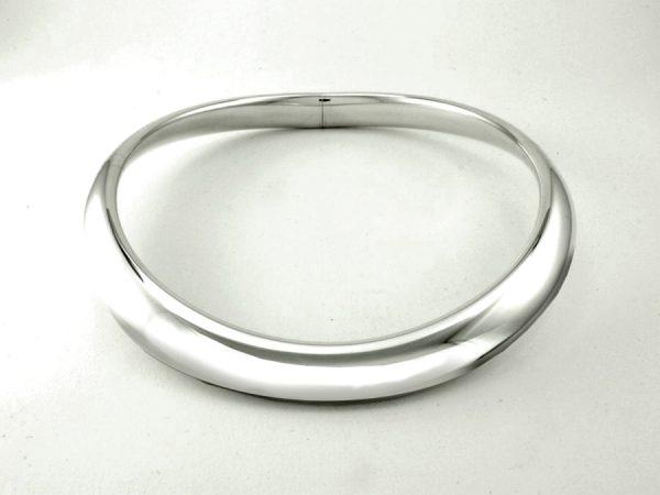Halsreif  Silber Halsreif aus der Silber Kollektion | 504020/12 | Henrich ...