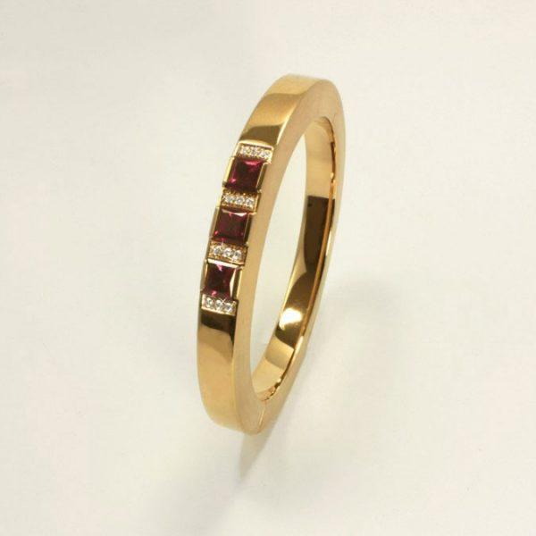 Gold Armreif - K3020/8FSB