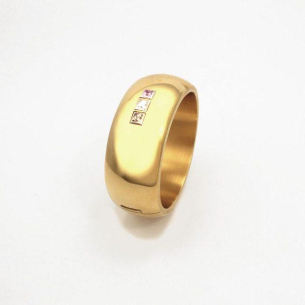Gold Armreif - U3034/25FSB