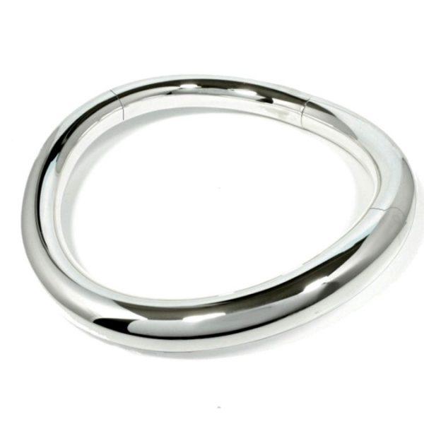 Silber Halsreif - 504010/18