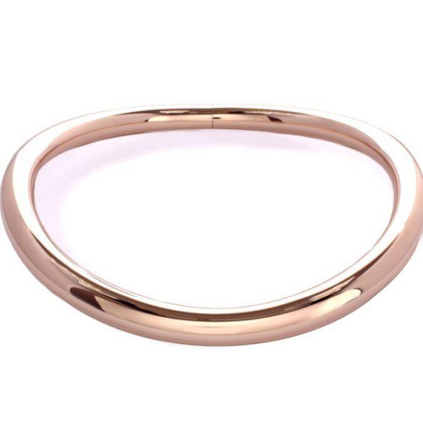 Gold Halsreif - 4010/12
